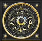 Zodiac Gold — Stock Photo