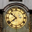 Clock mosaic — Stock Photo #3705867