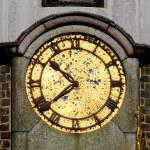 Clock mosaic — Stock Photo