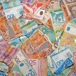 Serbian money — Stock Photo