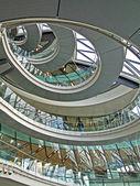 Circular stairway — Stock Photo