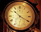 старинные часы — Стоковое фото