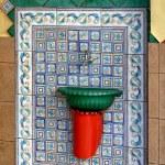 Decorative sink — Stock Photo