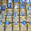 Diamonds blue — Stock Photo #3751497