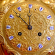 Golden clock — Foto de stock #3751623