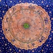 Horoscope circle - Stock Photo