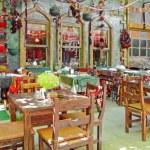 Turkish cafe — Stock Photo #3752425