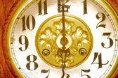 Antic klocka — Stockfoto