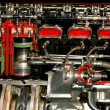 Stock Photo: Petrol engine