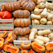 Royalty-Free Stock Photo: Pumpkins