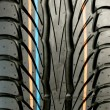 Sport tires - Stock Photo