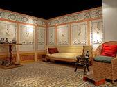 Egyptian home — Stock Photo