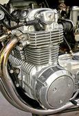 Engine angle — Stock Photo