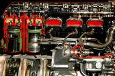 Petrol engine — Stock Photo