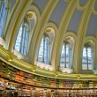 Big Library — Stock Photo