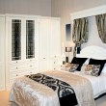 Classic bedroom — Stock Photo #3796631