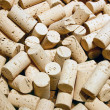 Corks background — Stock Photo