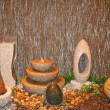 Stock Photo: Decorative fountains