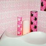 Pink corner — Stock Photo #3796875