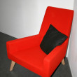 Red chair — Stock Photo #3796905