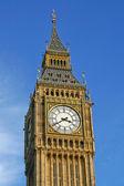 Reloj big ben — Foto de Stock