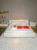 ベッドを設計 — ストック写真