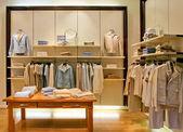 Wardrobe room — Stock Photo