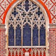 Church window — Stock Photo #3825742
