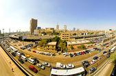 Cairo traffic — Stock Photo