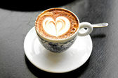Cappuccino — 图库照片