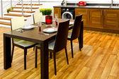 Dining table — Foto de Stock