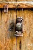 Lampa naftowa — Zdjęcie stockowe