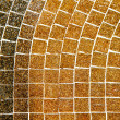 Brown tiles — Stock Photo