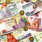 Egyptian money — Stock Photo #3859256