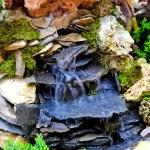 Small waterfalls — Stock Photo #3860115