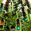 Royalty-Free Stock Photo: Traffic lights