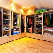 Stock Photo: Wardrobe