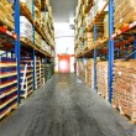 Warehouse sacks — Stock Photo #3860270