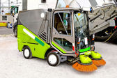 Street cleaner — Stock Photo