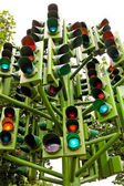 Traffic lights — Foto de Stock
