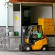 Forklift — Stock Photo #3888499