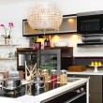 Kitchen appliances — Stock Photo #3889325