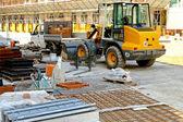 Construction site — Foto de Stock