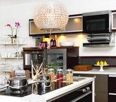 Kitchen appliances — Stock Photo