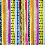 Portobello vägg — Stockfoto