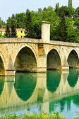 Mehmed Pasha bridge — Stock Photo
