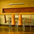 Interrior shot of dinning room — Stock Photo #2805986