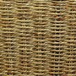 Basket weave background — Stock Photo