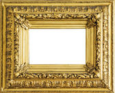 Picture antique frame — Stock Photo