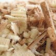 Stock Photo: Wood Shavings 3